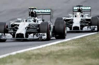 En route pour le GP d'Allemagne