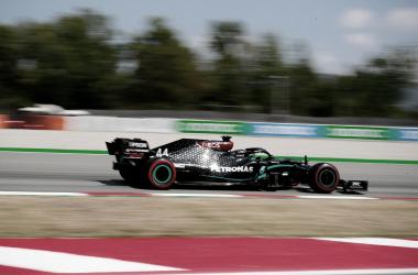 GP de España: Mercedes sella su dominio en Montmeló