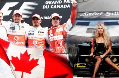 Descubre el GP de Canadá de Formula 1 de 2011
