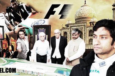 Descubre el GP de la India