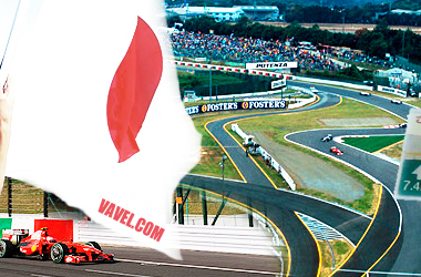 Descubre el GP de Japón de F1