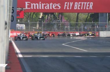 F1 - GP Baku - Quarta doppietta Mercedes, Bottas vince e ritorna in testa. Ferrari 3° e 5°