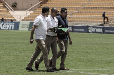 """Ricardo Rayas: """"Los jugadores deben darse cuenta en que institución están"""""""