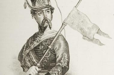 Grabado de Don Diego de León. Fuente: ABC Historia