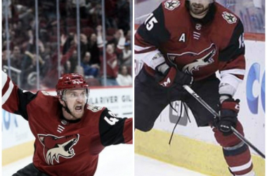 Arizona Coyotes: Short-handed goals are flying in