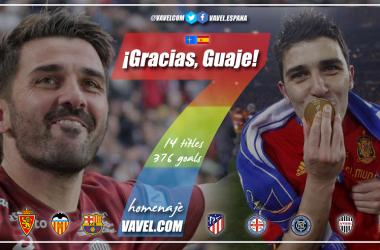 """Se retira """"El Guaje"""" Villa: terminaron los goles, nació la leyenda"""