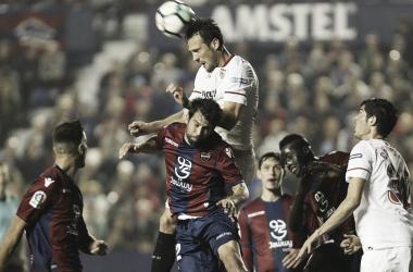 Resumen Levante UD - Sevilla FC en LaLiga Santander 2018 (2-6)