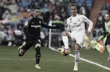 Resumen Sevilla vs Real Madrid en La Liga 2019