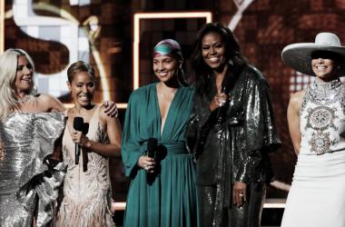 Ceremonia de los premios Grammy | Foto: Getty Images
