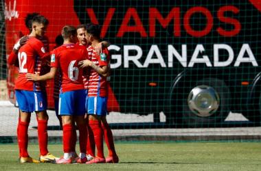 Recreativo Granada - Córdoba CF: un debut en la cuarta jornada