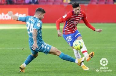Resumen del Granada vs Betis en LaLiga 21-22 (1-2)
