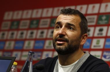 Diego se muestra prudente ante el desenlace de temporada. Foto: Antonio L Juárez