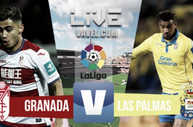 Resumen Granada CF vs UD Las Palmas en La Liga 2017 (1-0)
