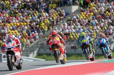 MotoGp - Gran Premio d'Austria: presentazione e orari Tv
