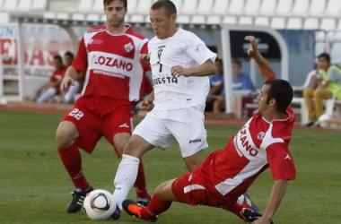 Adrià Granell, nuevo jugador del Hércules