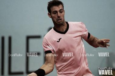 Granollers, durante un partido. Foto: VAVEL España
