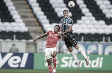 Clássico quente: Internacional recebe pressionado Grêmio pela Libertadores