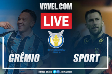 Gols e melhores momentos de Grêmio 1 x 2 Sport pelo Campeonato Brasileiro 2020