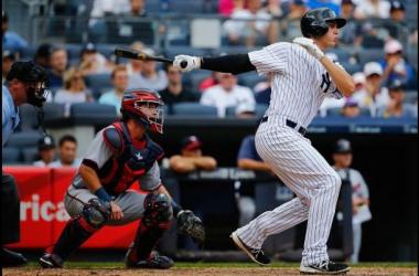 Yankees' Greg Bird hits his first two MLB home runs.