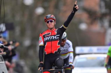 Het Nieuwsblad : Van Avermaet se paye de nouveau Sagan