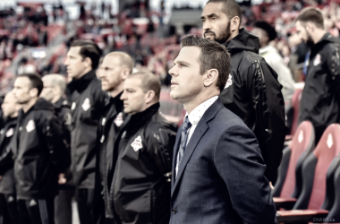 """Greg Vanney: """"We have more ways that we can win."""""""