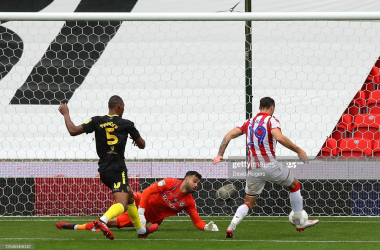 Stoke City 1-0 Brentford: Lack of sting from the Bees sees their impressive run come to an end