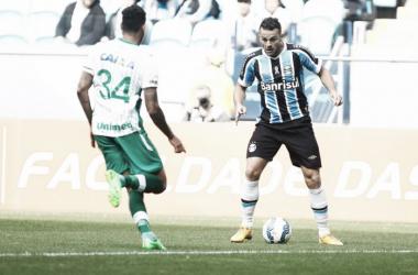 Após perder invencibilidade, Chapecoense recebe Grêmio na Arena Condá