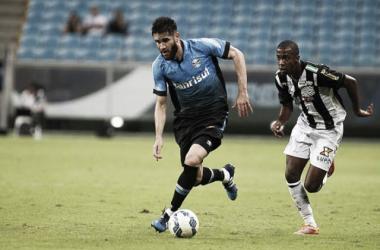 Em situações distintas, Grêmio e Figueirense se enfrentam na Arena