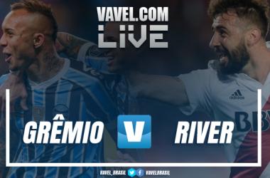 Resultado e gols de Grêmio 1x2 River Plate na Libertadores 2018