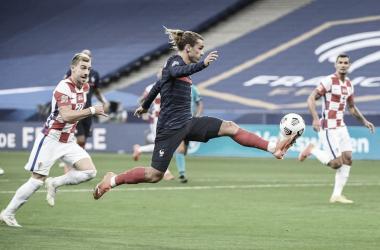 Na reedição da final de Copa do Mundo, França vence Croácia pela Nations League