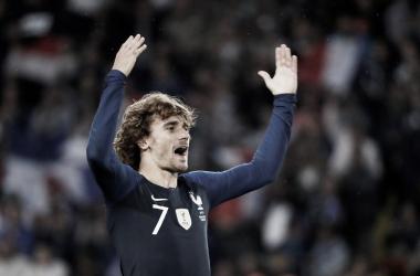 El francés militó cinco temporadas con el Atlético // Foto: La cuarta