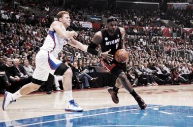 El Clippers - Heat cerrará una jornada con el Oeste en juego
