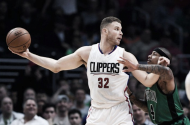 This accurately depicts all the small teams Blake Griffin ignored as he resigned with the Los Angeles Clippers. Photo: Mark J. Terrill/AP Photo.