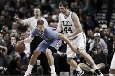 Celtics y Clippers discuten el traspaso de Blake Griffin