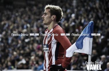 Griezmann é o principal nome do setor ofensivo do Atlético de Madrid (Foto: Noelia Déniz/VAVEL)