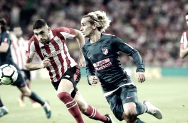 Cinco años desde la última victoria frente al Atlético de Madrid