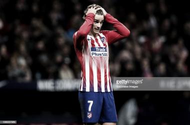 Partido contra el que pudo ser su equipo para Griezmann. Fuente: Getty Images