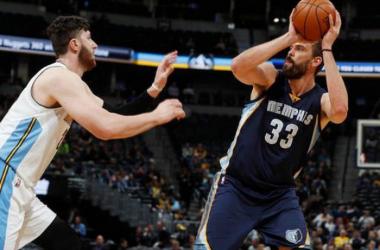 NBA - I Grizzlies vincono agevolmente sui Nuggets. Altra vittoria anche per Dallas che domina i 76ers