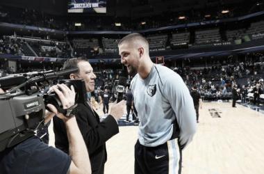 Parsons amargó a su ex equipo con una brillante performance desde el banco. Foto: NBA