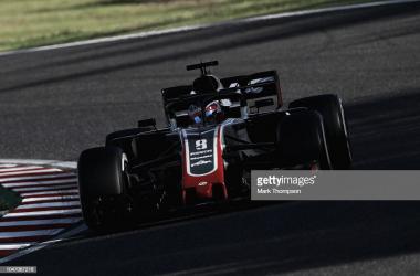 Romain Grosjean. Foto: Getty Images.