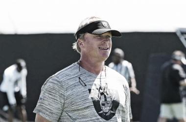 Foto: Reprodução/Oakland Raiders