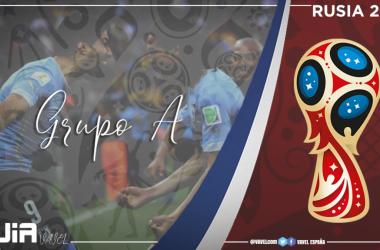 Guía Grupo A Mundial de Rusia 2018: Rusia, Egipto, Uruguay y Arabia a la caza de la victoria | Montaje: Santiago Arxé Carbona (VAVEL)