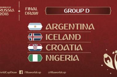 Guia VAVEL da Copa do Mundo 2018: Grupo D ( Divulgação/FIFA)