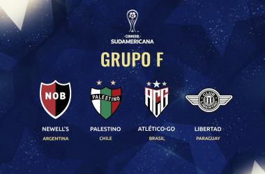 """La """"Lepra"""" debuta el próximo martes ante Atlético Goianiense de Brasil en condición de visitante de visitante. Fuente: (Conmebol)"""