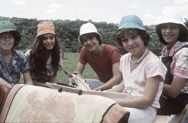 El grupo musical 'Parchís' tuvo un gran éxito en los años 80. Fuente: Nostalgia80.com
