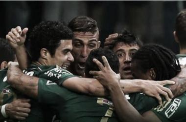 Sequência de duas vitórias não acontecia desde março Foto: (Palmeiras/Divulgação)