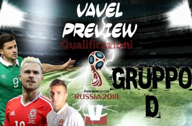 Qualificazioni Russia 2018, gruppo D - Galles e Irlanda, sfida per il secondo posto. Ma la Serbia...