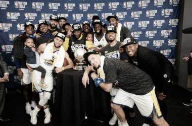 Fonte: Golden State Warriors/Twitter