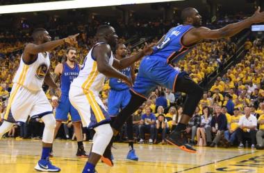 NBA - Tempo di gara-3 tra Thunder e Warriors: Oklahoma City vuole spingere Durant e compagni