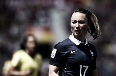 Gaetane Thiney has been recalled to the national team | Source: 20minutes.fr